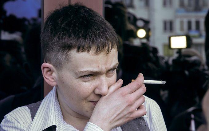 Савченко пояснила, чому дала інтерв'ю ворогові України