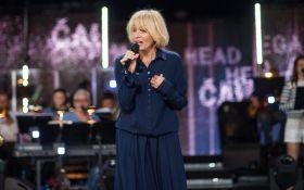 Лайма Вайкуле виступила з новою заявою про концерти в окупованому Криму