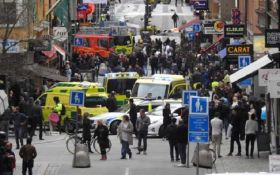 Теракт в Стокгольме: арестован один подозреваемый - СМИ