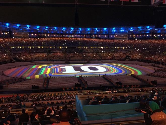 Відбулася церемонія закриття Олімпіади-2016: опубліковано фото і відео з Ріо (2)
