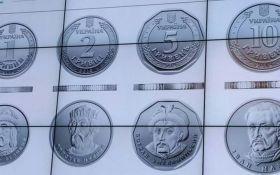 В НБУ назвали причини заміни дрібних паперових грошей монетами
