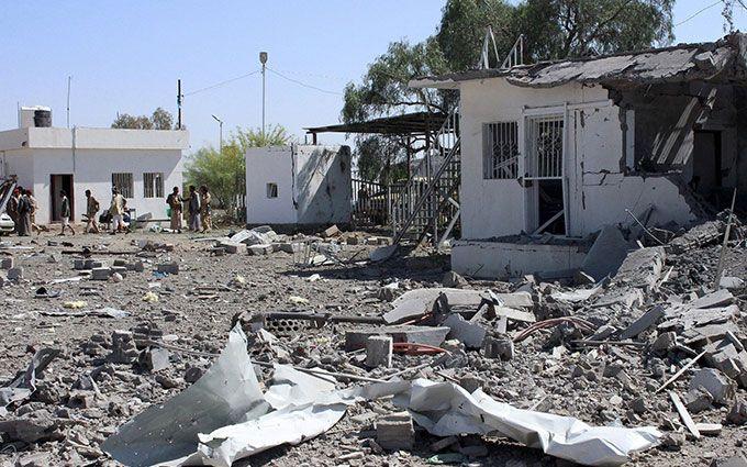 По лікарні в Ємені завдано авіаудару, є жертви: з'явилися відео та фото