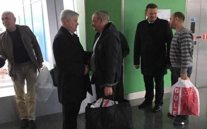 После долгих лет плена в Ливии освободили четырёх украинцев