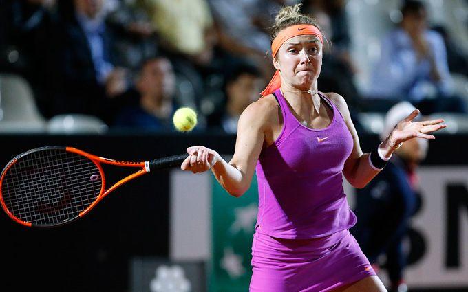 Лучшая теннисистка Украины поиздевалась над соперницей на супертурнире в Риме