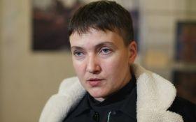 Савченко в суде в очередной раз объявила голодовку