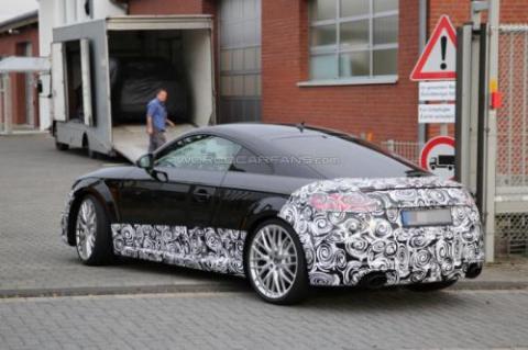 Audi TT-RS Coupe проходить тести у власному кузові (18 фото) (11)