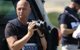 РФ стягивает на Донбасс новейшее вооружение - ОБСЕ
