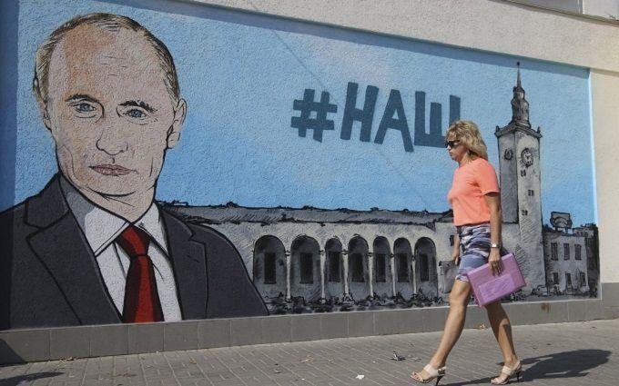 Плани захоплення Криму були до Путіна, а для краху Росії потрібен один поштовх - політемігрант з РФ