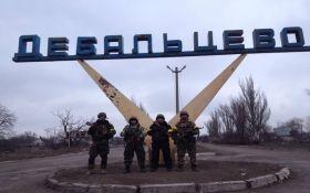 Перемовини щодо Донбасу: Україна зробила гучну заяву про Дебальцеве