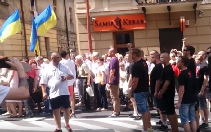 Напад на українців в Польщі: з'явилося відео інциденту