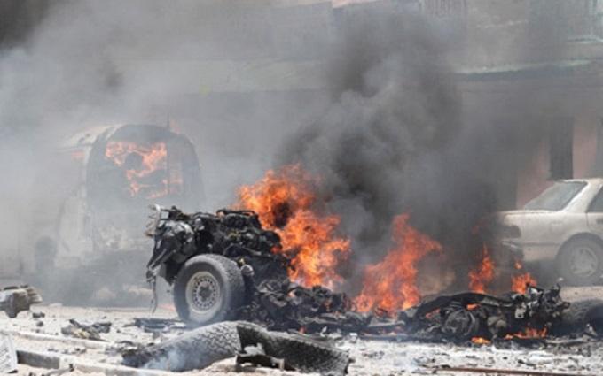 В Сомали напали на отель: есть жертвы
