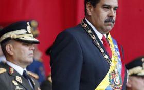 На президента Венесуели вчинили замах в прямому ефірі: момент спроби вбивства потрапив на відео