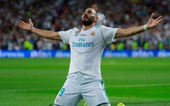 Бензема продлит контракт с Реалом до 2021 года — СМИ