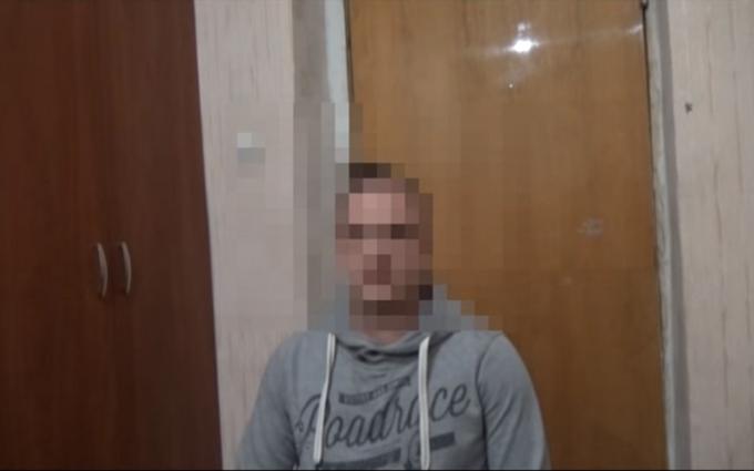 """СБУ показала боевика, который разочаровался в """"русском мире"""": опубликовано видео"""