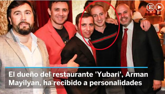Затримання сина Черновецького: іспанці висувають серйозні звинувачення (1)