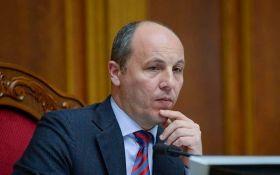 Парубий заявил о новой путинской угрозе для Украины