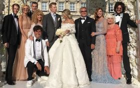 В России женился внук Аллы Пугачевой: появились первые фото звездной свадьбы