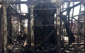 Масштабні пожежі в Одесі: в поліції назвали причину загоряння
