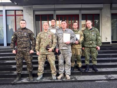 Аваков наградил скандального Киву пистолетом: опубликовано фото (2)
