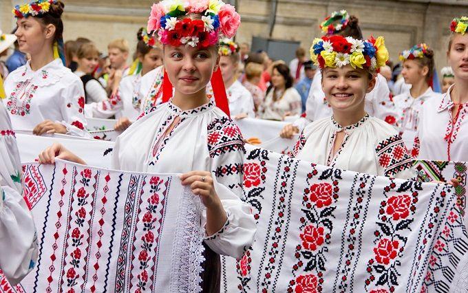 Сегодня в Украине отмечают День вышиванки: происхождение праздника