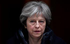 Премьер-министр Британии Тереза Мэй попала в ДТП - есть пострадавшие