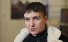 Савченко рвется в Раду из тюрьмы