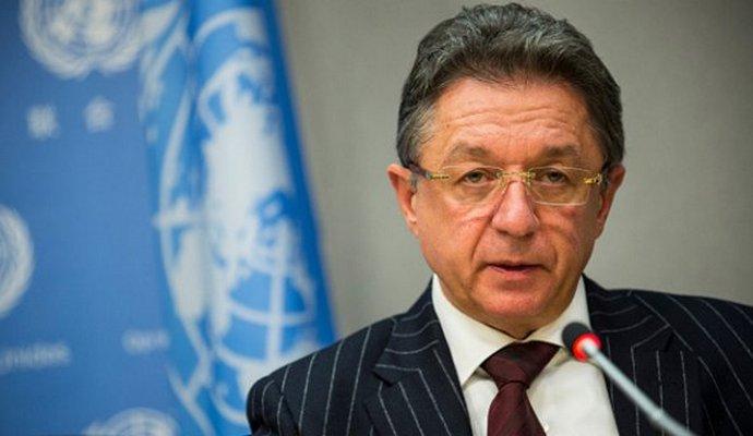 Представитель Украины при ООН уходит на пенсию