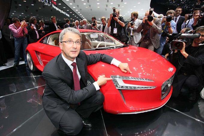 У Німеччині затримали главу Audi через «дизельний скандал»