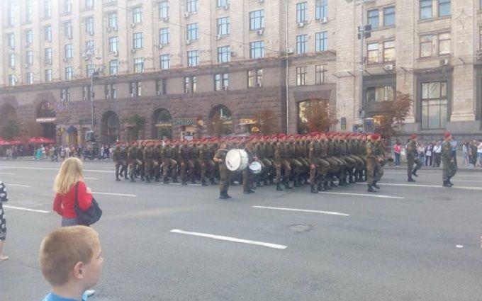 Фанати Путіна видали марення про польських військових в Києві