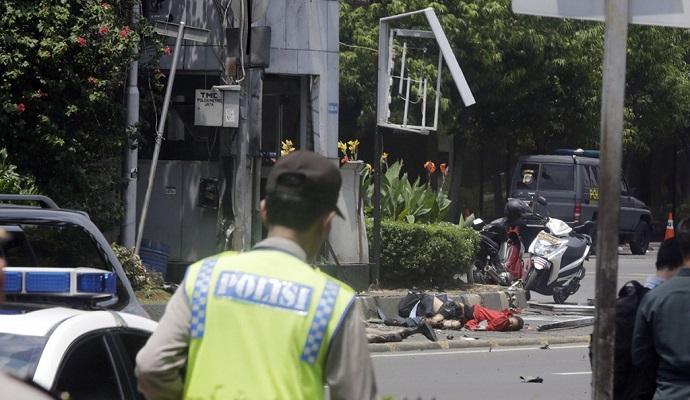 Серед постраждалих в Джакарті був голландський співробітник ООН