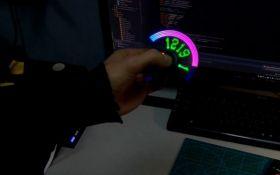 Украинцы создали уникальный спиннер со смарт-функциями: опубликовано видео