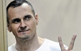 Незаконно утримуваний в Росії Сенцов зник з колонії