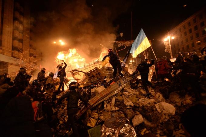 Украина отмечает День Достоинства и Свободы: история и программа мероприятий (1)