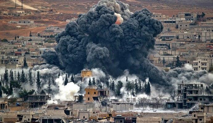 Число погибших в Сирии при ракетных и авиаударах достигло 50 человек
