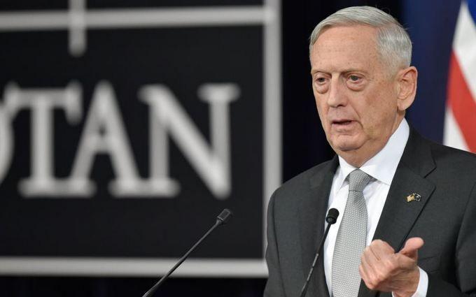 Голова Пентагона виступив з останнім словом