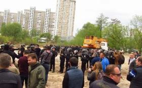 Побоїще на Позняках: у поліції назвали число постраждалих