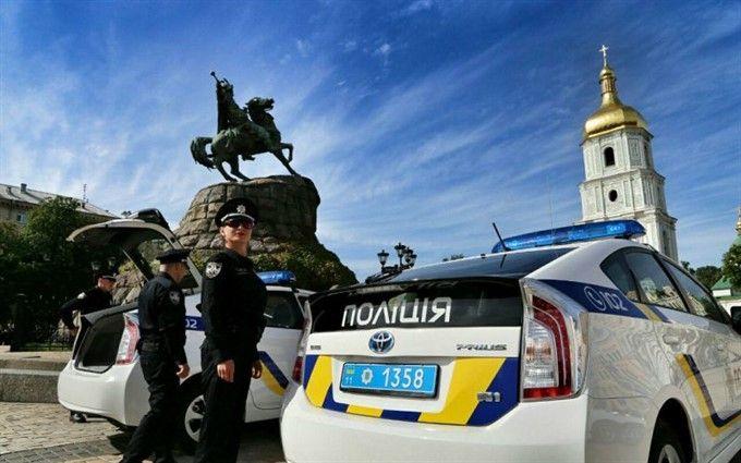 Поліцію Києва перевели у надзвичайний режим роботи