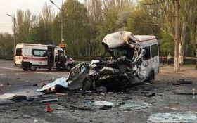 Жахливе ДТП в Кривому Розі, багато загиблих: з'явилися фото