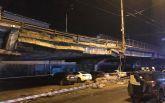 Обвал моста в Киеве: появились интересные детали, соцсети продолжают кипеть