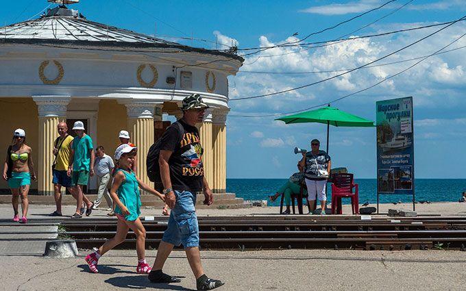 Росія наша: з'явилися фото агітації окупантів в Криму