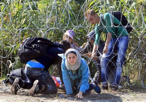 Угорщина закриє кордон з Хорватією для зниження напливу мігрантів