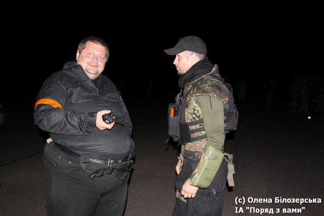 Игорь Мосийчук: мы должны помогать чеченским повстанцам и грузинам, и Россию начнет шатать изнутри (2)