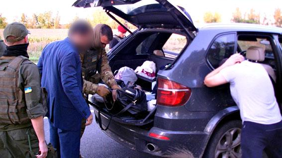 Затримання кримінальних авторитетів на Донбасі: з'явилися нові фото і подробиці (1)