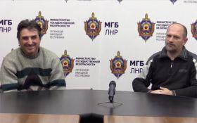 """Бойовики ЛНР змусили затриманих блогерів """"повчити"""" інших: з'явилося відео"""
