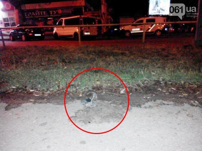 У Запоріжжі стався потужний вибух: опубліковані фото (1)