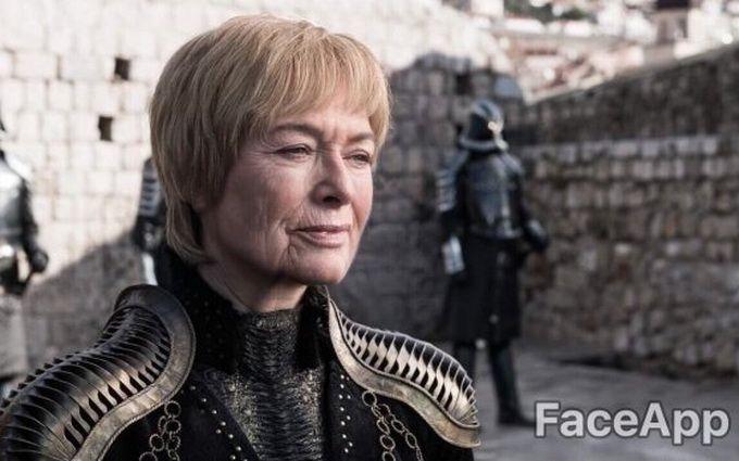 FaceApp и «Игра престолов»: приложение показало, как главные герои будут выглядеть в старости