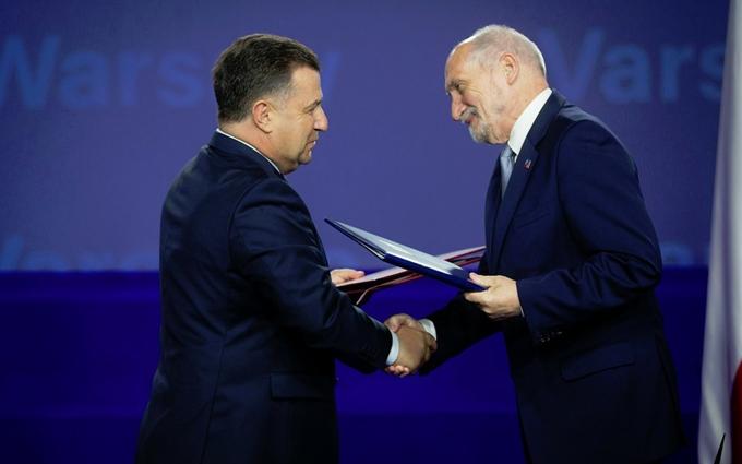 Україна підписала важливу угоду про зброю з країною НАТО