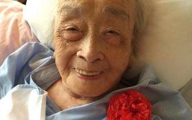 Умерла старейшая женщина на Земле
