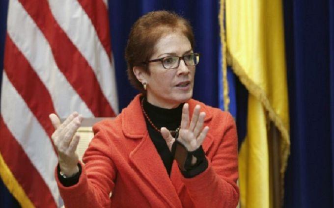 Сын Трампа требует увольнения посла США в Украине Мари Йованович