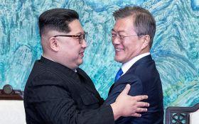 Ким Чен Ын сделал еще один удивительный подарок лидеру Южной Кореи